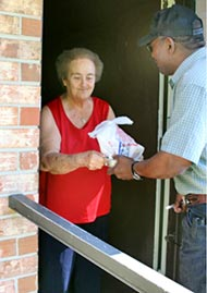 Services Including Meals on Wheels and Others